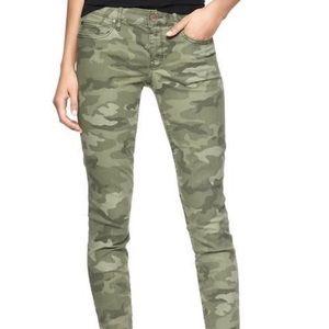 GAP Camo Always Skinny 1969 Jeans